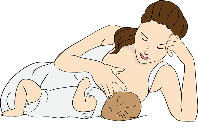 breast feeding with inverted or flat nipples