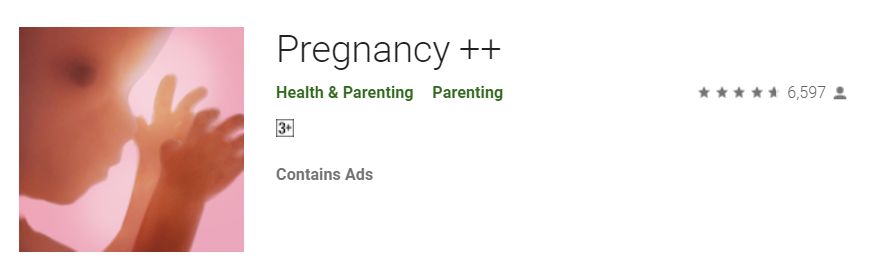 All Your Tips and Guidelines in the Pregnancy++ App