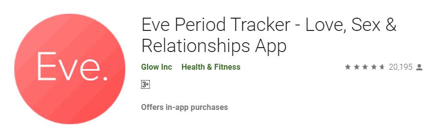 Eve Period Tracker