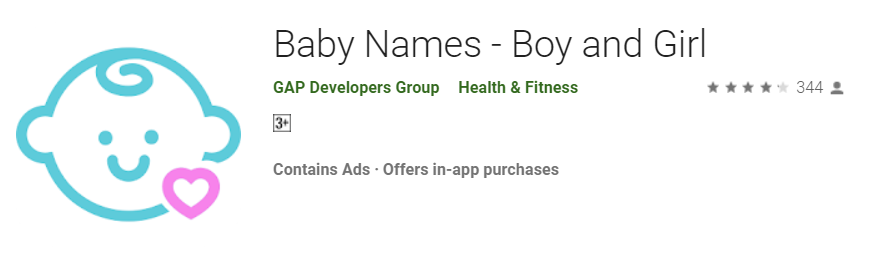 Get All the Name Suggestions to Choose From with the Baby Names App