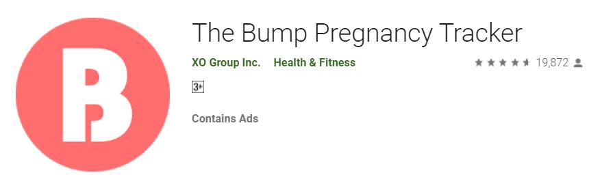 The bump pregnancy tracker