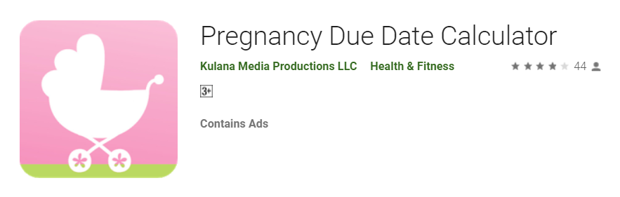 Track Every Single Day – Pregnancy Due Date Calculator
