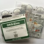 ORS and Zinc Sulfate Combination