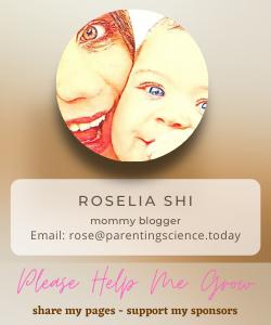 Mom Blogger Roselia Shi
