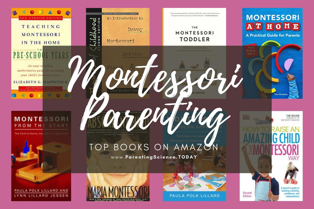 Tops Books on Montessori Parenting